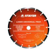 Stayer Laser Segmented Diamond Blade 230mm 10mm