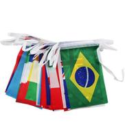 Generic New String 32 Striker Qualifying Team String Flag Flag Size 8 9 Soccer Flags New ArrivalsSIZE 9