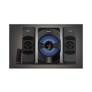 Media Tech 2.1 Multimedia Subwoofer Speaker System MT-222 Black