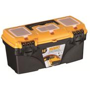 Mano Tool Box With Organizer 16 Inch 41cm