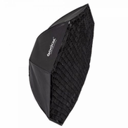 Godox 120 cm octabox with grid professional softbox Bowens mount