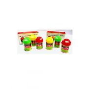 Generic Spice Jar Set - 2 Set - 6 Pcs
