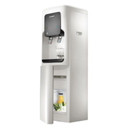 Koldair BF1.1 Hot and Cold Water Dispenser With Fridge - Dark Grey