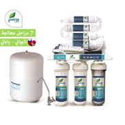نظام تنقية المياه Water Life R.O - 7 مراحل - أبيض