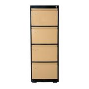 Master Metal Cabinet 4 Drawers