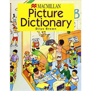 Generic Macmillan Picture Dictionary By Dilys Brown