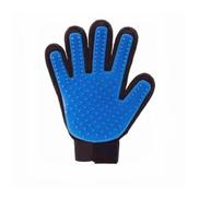 Generic Pet Hair Brush Glove - Black&Blue
