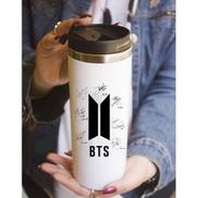 BTS Signatures - Thermal Stainless Steel Mug - 350ml