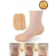 Generic Heel Crack Guard Foot Full Length Silicone Gel Moisturizing Socks Free Size