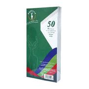 0 Gazelle Pack Of Envelopes DL