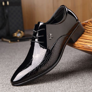 Zant 2018 New Men Dress Formal Oxfords Leather Shoes Business Casual Shoes