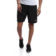 Diadora Printed Sportiv Short For Men - Black