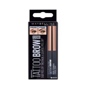 Maybelline New York Brow Tattoo Longlasting Tint - Dark Brown - 4.6ml