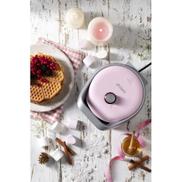 Arzum AR2033 Granite Waffle Maker - 800 W - Pink