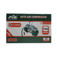 Fit Auto Air Compressor - 2 Cylinders