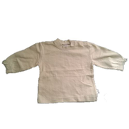 Generic Tup Tup Cotton Off White Blouse