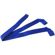 Generic حزام يوجا قابل للتعديل حزام من القطن لحمله مريح