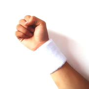 Generic Wrist Band Support Breathable Sweat Absorbent Wrister