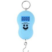 Generic Digital Hanging Portable Electronic Scale - Blue