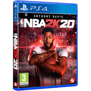 2K Games NBA 2K20 - PS4