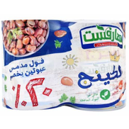 Harvest Plain Fava Beans 400g 2 Pcs