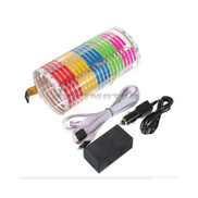 Generic Music Activated Car Stickers Equalizer Glow 12V LED Light