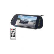 Generic 7 Inch Usb Sd Mp5 Color Tft Lcd Car Rear View Mirror Monitor With Remote Control