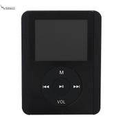 Generic Mp4 Player Music Player MP3 Player TF Ca3.5mm Premium Fashion USB Black DNSHOP