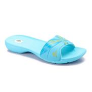 Activ Summer Slide Strap Rubber Slippers - Sky Blue