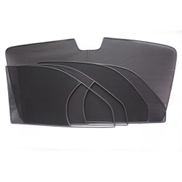 Generic Front And Back Car Sun Shade Complete Set For Lancer Boma 2003 To 2007