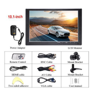 Generic 10.1-inch HD LCD Car Monitor - 5MP