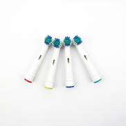 Generic Free Shipping 4 Pcs Electric Toothbrush Heads Replacement Cross Action Toothbrush Heads For SB-17A