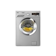 Zanussi Zwf81251sx Digital Front Loading Washing Machine - 8 Kg Silver