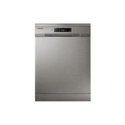 Samsung DW60H6050FS - غسالة أطباق قائمة - 14 مجموعة - 60 سم - فضي