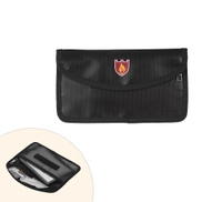 0 Fireproof Document Bag Heat Resistant Silicone Water Proof