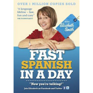 Generic Fast Spanish In A Day With Elisabeth Smith