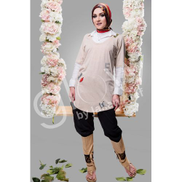 Generic Long Sleeves Women Shirt - Multicolour