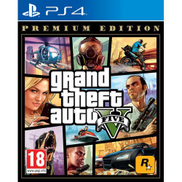 Grand Theft Auto 5 for PS4