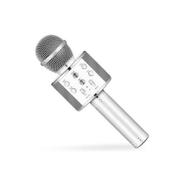 Generic Wireless Microphone - Silver