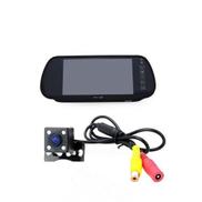 Generic LCD Car Rear View Monitor Bluetooth - 7