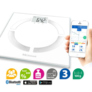 Medisana Bs444 Connected Body Analysis Scale