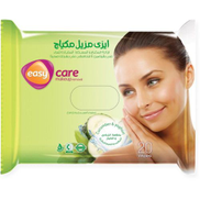 Easy Care Makeup Removal Wipes With Cucumber And Yogurt Extract - 20 Wipes