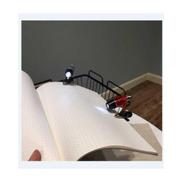 اشتري الآن Generic LED Mini Clip Lamp - Red