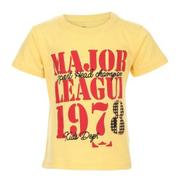 Izor Kids Printed T-shirt - Yellow