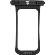 Armor Waterproof Cover With Powerful Lock For Htc One M9 Plus Supreme Camera - Black