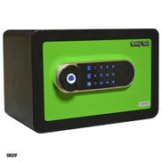 Safety Tech Digital Safe Box - 31X20X20Cm - Black