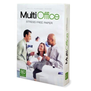 Multi Office A4 Paper - 80g - White - 500 Sheets