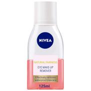 Nivea Natural Fairness Eye Make-Up Remover For Waterproof Mascara - 125ml