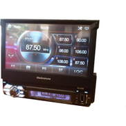 Black Volume RU-580 Toch Screen Mediaplayer