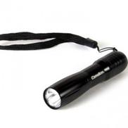 Camelion Rechargeable Flashlight - Black